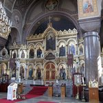 Inside the Upenski Cathedral