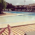 Adult pool...