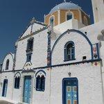 Eine wunderschöne Kirche in wunderbarer Umgebung