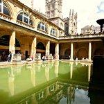 romans baths