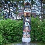 Totem Bight park