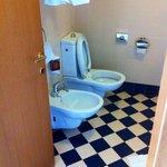 bagno stanza 211