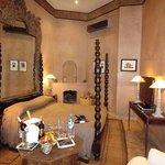 bedroom Arae of Guepard Suite