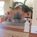 El Con Courtyard Entrance