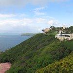 El Con Cliff View