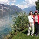 Os  lagos  Suíços encantadores
