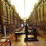 le teche di bodoni nella biblioteca