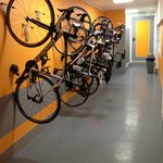 Bike Room ( Secure )