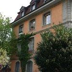 Linda  casa  de  Lausanne