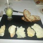 Solo un piccolo esempio dei formaggi