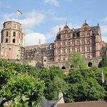 Castillo de Heidelberg