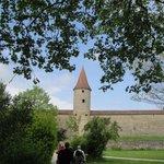 Ciudad amurallada de Nuremberg