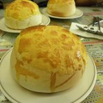 Pineapple buns