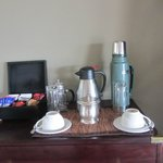 Coffee/Tea Station in room