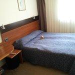 Nice soft beds