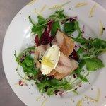 Amazing mackerel starter
