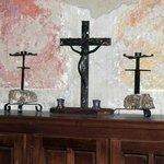 crocifisso interno capella