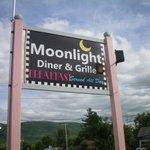 Foto van Moonlight Diner & Grille