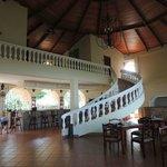 main lobby / restaurant area