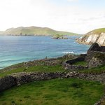 View from the peninsula to the Blasket Islands