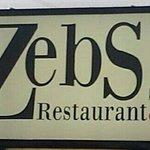 Zebs Restaurant & Bar