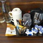 Coffee and Tea facility