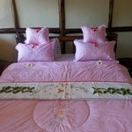 Double Bed in the cottage