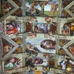 the famous Sistine Chapel