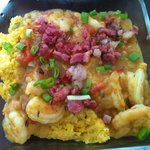 South Carolina Shrimp and Grits