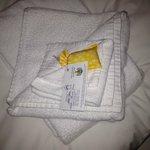 Für jeden Gast ein Lavendelsäckchen für erholsamen Schlaf