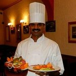 The best Indian chef , I ever met. FEEL THE FOOD.
