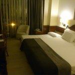 SILKEN RÍO Habitación camas 2014-03