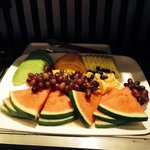 Buffet breakfast - fruit