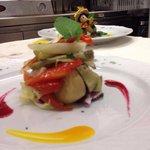 Verdure marinate