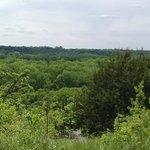 Overlook of Minnesota River Valley