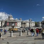 Trafalgar Square, National Gallery