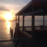 Amazing Sunrise over the Gulf