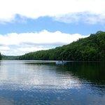 Kayaking on Twin Valley Lake