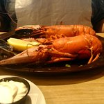 2 lobsters for $19.95  June 2014