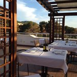Sunset restaurant -beautiful views, lovely food