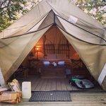 Safari Tent!