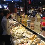 Tons of cheese