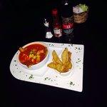 Nuestra deliciosa Sopa Azteca!!