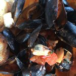 $6 mussels at happy hour!