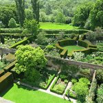 Gardens viewed from the tower
