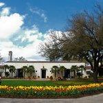 Dallas Arboretum and Botanical Garden. Dallas, Texas.