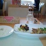 Mountain Cafe Restaurant, Green Terrace Unzen