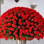 Arreglo floral enorme