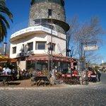 Torre panorámica del restaurante El Torreón