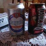 Cervejas que te recepcionam na geladeira do quarto!